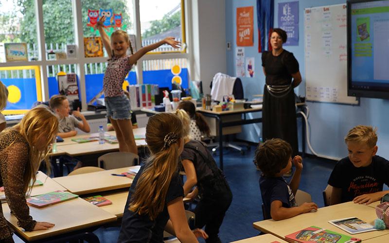 Basisschool Prof. Titus Brandsma   Hoogeveen - Ons onderwijs